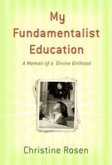 Cover: My Fundamentalist Education