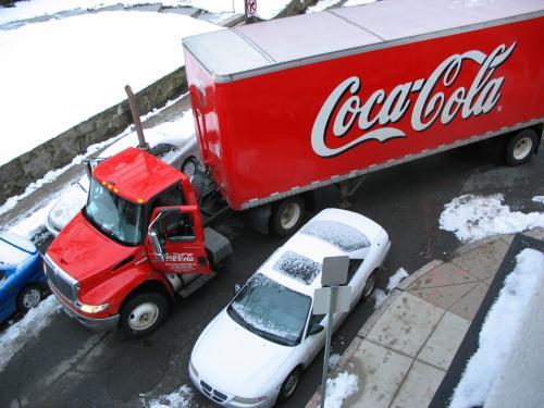 Pepsi vs. Coke: Who's the Worst Driver? – Austin Matzko's Blog